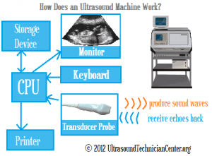 Parts of Ultrasound Machines and Workflow