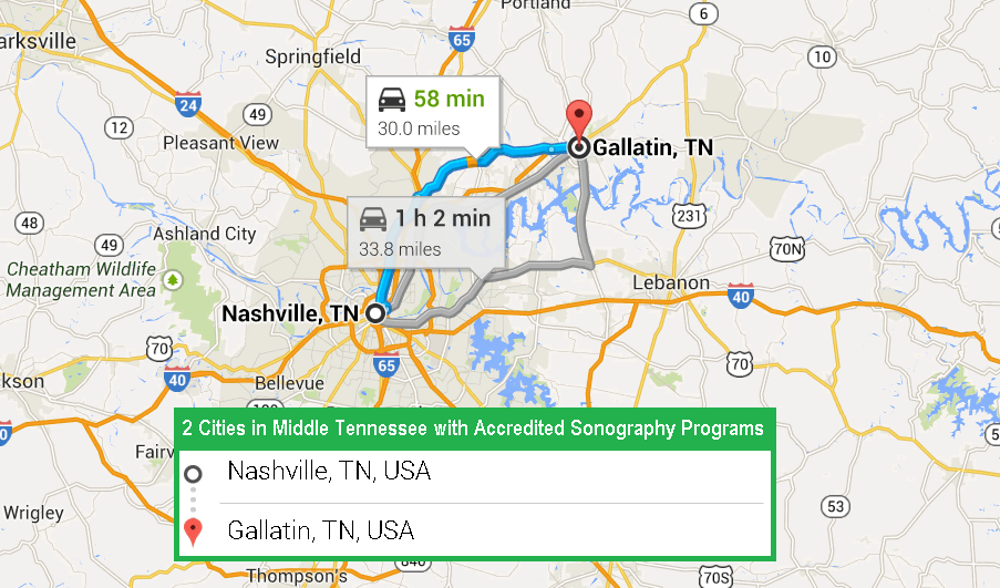 Accredited Ultrasound Technician Schools In Tennessee Ultrasound