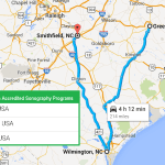 Accredited Ultrasound Technician Schools in North Carolina