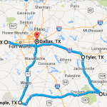 4 cities near Dallas Texas with accredited sonography schools in 2014