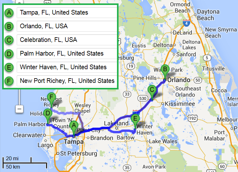 map orlando florida surrounding cities with Accredited Sonography Schools In T A Florida on Miami Map additionally San Diego Area Road Map in addition Jamaica map also Al also Florida Map Landmarks Cities Vintage.