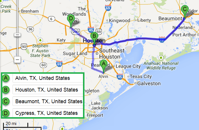 3 Cities Near Alvin Texas With Accredited Sonography