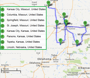 7 cities near Kansas City Missouri with accredited sonography schools in 2014
