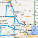6 cities near Auburn Hills Michigan with accredited ultrasound technician schools in 2014