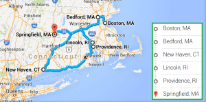 5 cities near Springfield MA with accredited ultrasound technician schools in 2014