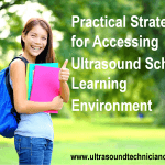 access ultrasound school learning environment