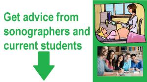 Advising Sonography Students