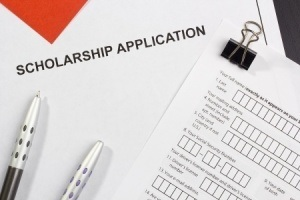 scholarship application for sonography study