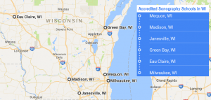 5 Cities with Accredited Ultrasound Technician Schools in Wisconsin